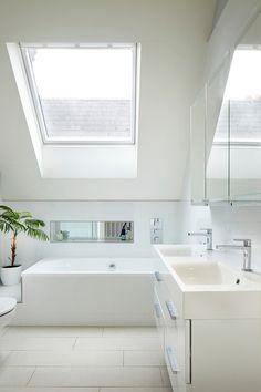 Planen Sie, Ihren Dachboden Umzugestalten? Wenn Sie Dann Sind, Ziehen Sie  In Betracht, Ihren Dachboden In Schönes Badezimmerdesign Umzugestalten.