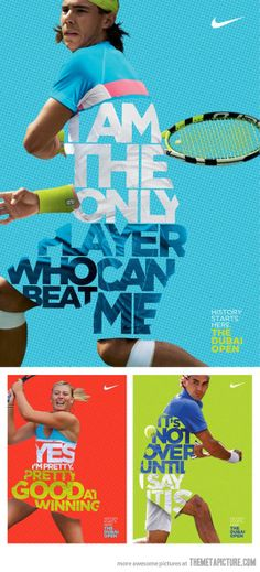 Brilliant Tennis Posters…