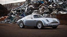 Aston Martin DB4 GT Zagato by Eventa