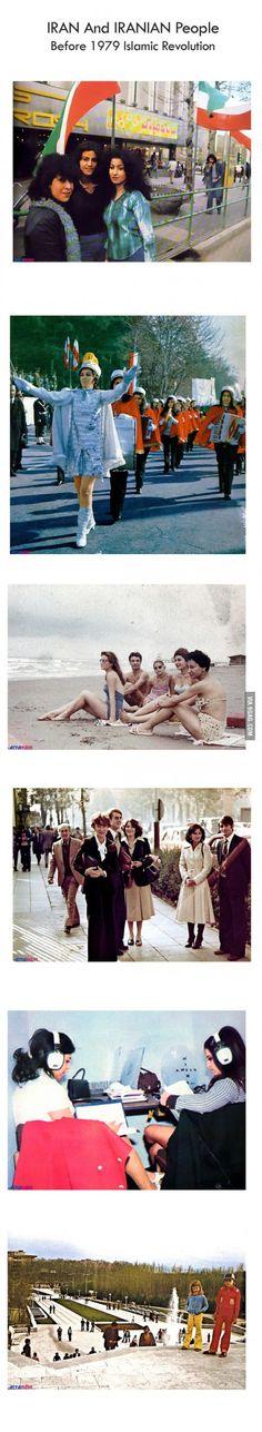Just Iran Old Days..
