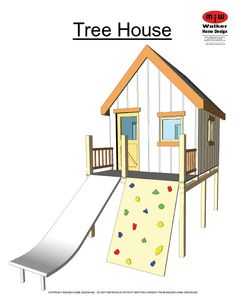 Tree House On Pinterest Pallet House Pallet Tree Houses