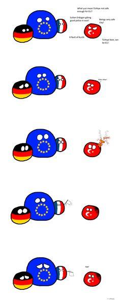 EU Germany France Turkey Allahu Akbar