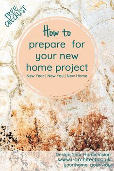 Making a start on your new home. Top tips for deciding your home improvements. Setting your budget. Design Your Home, New Home Designs, House Design, Home Projects, Craft Projects, New You, Nice View, Home Improvement, Choices