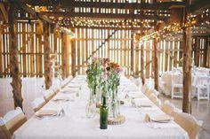 Vintage Style Farm & Barn Wedding - Rustic Wedding Chic