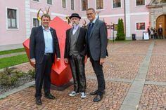 """LR Bernhard: ,,Impulse für Kunst, Handwerk und Design in Bludenz"""""""
