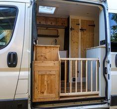 Van Conversion Layout, Van Conversion Interior, Sprinter Van Conversion, Camper Van Conversion Diy, Self Build Campervan, Build A Camper Van, Ducato Camper, Fiat Ducato, Motorhome Conversions