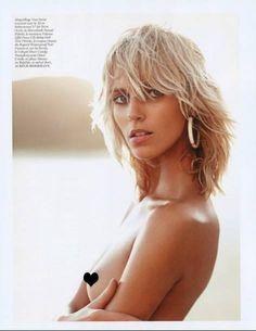 awesome Vogue Paris | Editorial de Moda Junho 2013 | Anja Rubik por Mario Sorrenti
