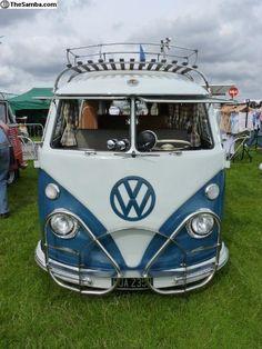 Amazing VW Bus