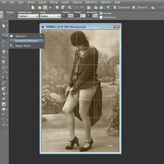 how to cut an image away from the background