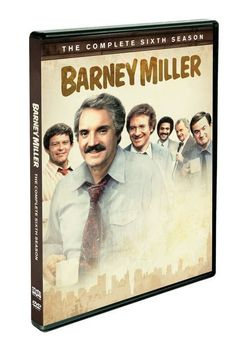 Barney Miller: The Complete Sixth Season  http://encore.greenvillelibrary.org/iii/encore/record/C__Rb1380933