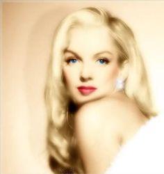 nostalgicvintagemind: Foto rara de Marilyn Monroe.