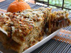 Vişnap: Tortellini Katlı Kıymalı Börek.