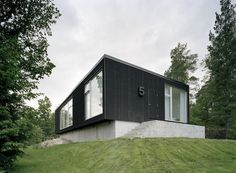 No. 5 house by Claesson Koivisto Rune in THISISPAPER MAGAZINE