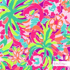 Lilly Pulitzer Resort '13- Lulu Print