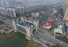 The Chinese Tower Bridge