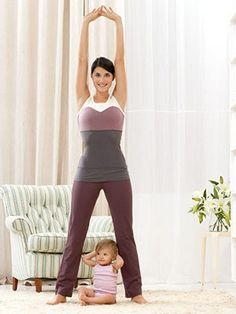 Your Post-Pregnancy Workout #motivation
