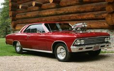 1966 Chevy Chevelle Unbelievably hot!