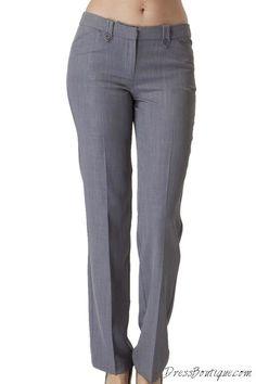 eb87ec560cc1aa 17 Best Grey Slacks images in 2015   Gray slacks, Workwear, Office looks