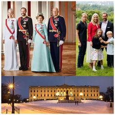The Royal Family of Norway can trace their lineage all the way back to the 9th century. The modern day Royal Family, are descendants from both Queen Victoria and King Christian IX. King Christian's grandson, Prince Carl of Denmark, was elected the new King of Norway, when Norway ended their union with Sweden in 1905. At the time, he was already married to Britain's Princess Maud, and he changed his name to Haakon, and the two became King and Queen of Norway.