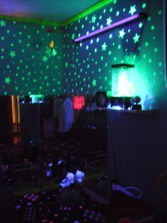 Homemade Sensory Room Ideas Baloons