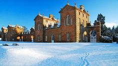 Castles in Glasgow & The Clyde Valley #chatleherault #hamilton