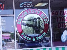 Brooklyn's Best  Arlington, TX (Been there- good pizza)