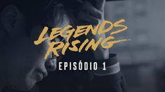 """Legends Rising Episódio 1: Faker e Bjergsen - """"História"""""""