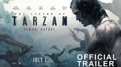 Second Trailer for The Legend of Tarzan