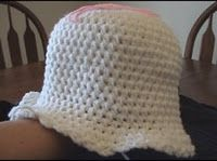 half double crochet in rounds without joining tutorial