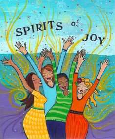 The Joy Up Print. lori portka via Etsy.