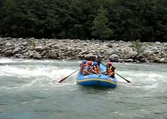 Boating Adventure in Manali