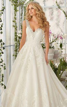 Mori Lee 2813 Dress - MissesDressy.com