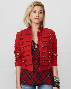 Band Jacket - Denim & Supply  Jackets - RalphLauren.com