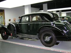 1939 Maybach Zepplin