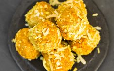 Turmeric & Honey Golden Bliss Balls | Changing Habits