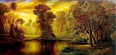 pintura-hiperrealismo-paisaje