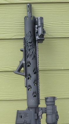 custom hand guard By