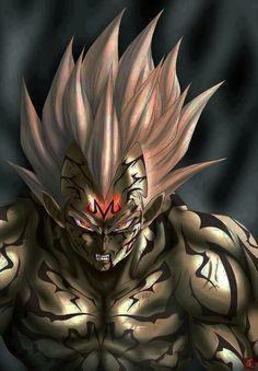Devil Majin Vegeta - Visit now for 3D Dragon Ball Z compression shirts now on sale! #dragonball #dbz #dragonballsuper