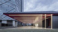 Hangzhou Inventronics Electric Vehicle Charging Station,© shiromio studio
