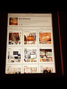 Follow all our boards on Blue Windows Pinterest page!