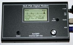 A digital modem for PSK31 and RTTY field
