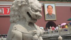 Impressions of Beijing: in front of the Forbidden City