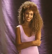Whitney Houston 1963 - 2012. Passed away by drowning in her bathtub after accidental overdose at the age of 49.