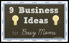 "Looking for the best jobs for moms? Here are the highlights from my ""Mom Opportunity"" blog series. #jobsformoms"
