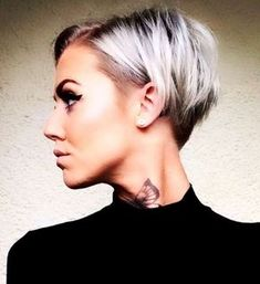 Short Hairstyle 2018 - 21