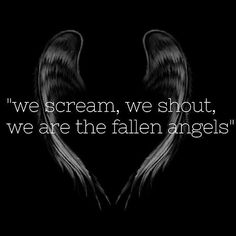 Fallen Angels - Black Veil Brides