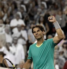 Nike Tennis 2013 -- 600 wins. No doubts. Rafa Nadal. March 2013.