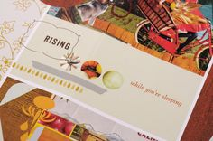 Twofish Baking Company's Granolas packaging is breath taking. Layered with  two beautifully laid out boxes. The outer box is die cut in places to  reveal informations, photos, and illustrations on the internal layer, which  is then die cut to reveal the product. The designers also played with the