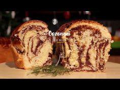 Cozonac cu nucă | Deserturi | printesapolonic.ro French Toast, Sweets, Breakfast, Breads, Youtube, Food, Romanian Recipes, Morning Coffee, Bread Rolls