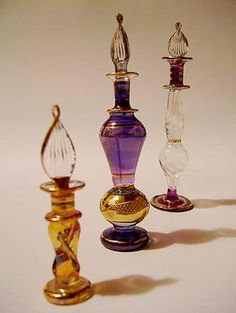 Modern Egyptian Perfume Bottles